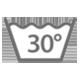 Maschinenwäsche bei 30 Grad