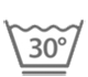 Maschinenwäsche bei 30 Grad Schonwaschgang