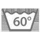 Maschinenwäsche bei 60 Grad