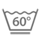 Maschinenwäsche bei 60 Grad Schonwaschgang