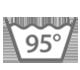 Maschinenwäsche bei 95 Grad
